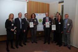 Zehn Firmen für Umweltengagement ausgezeichnet