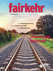 Titelblatt Fairkehr 1/2013