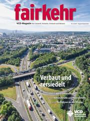 Titelseite Fairkehr 4/2014
