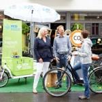 VCD-Aktion zum Park(ing)Day - Foto: Markus Bachmann